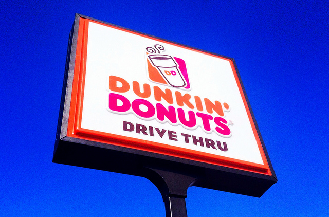 11. You only know how to give directions based on the location of Dunkin' Donuts and businesses that once existed.