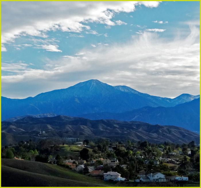 5. Mt. San Bernardino -- San Bernardino Mountains