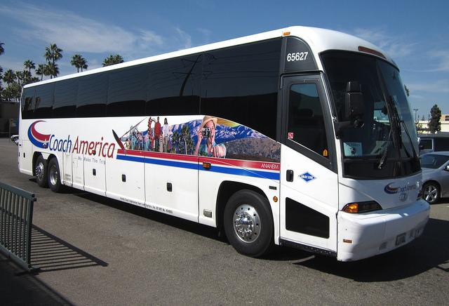 10. Follow a tour bus.