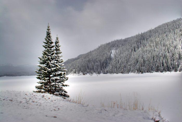 9. Christmas on Cameron Pass
