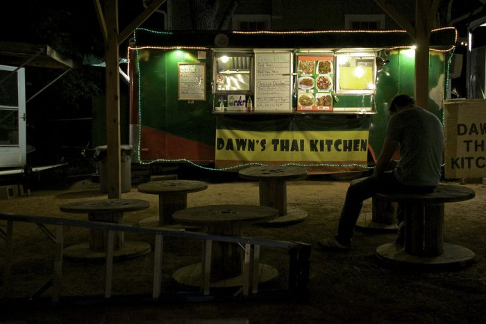 6. Dawn's Thai Kitchen serves up your favorite Thai dishes on-the-go!