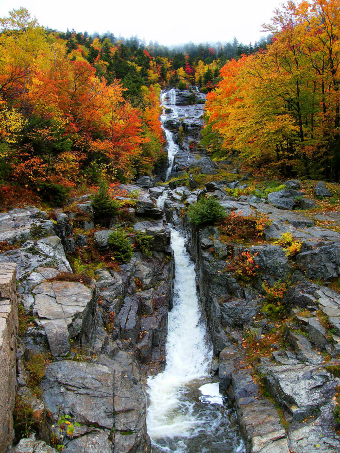 11. You'll think it's no big deal to be able to take an epic waterfall road trip through your state.