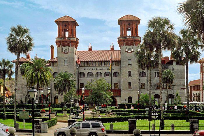 2. St. Augustine, Florida