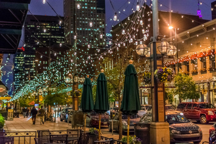 10. Because the lights at Larimer Square will always make me feel warm and fuzzy inside.
