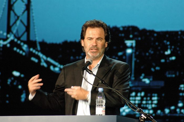 13. Dennis Miller  - Actor/Comedian/TV and Radio Personality