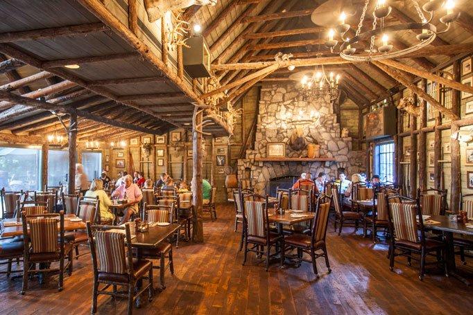 14. Big Cedar Lodge