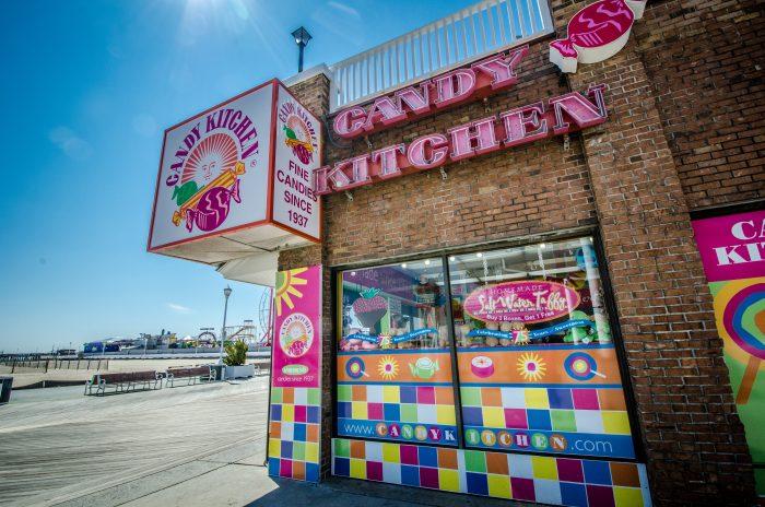 7. Candy Kitchen
