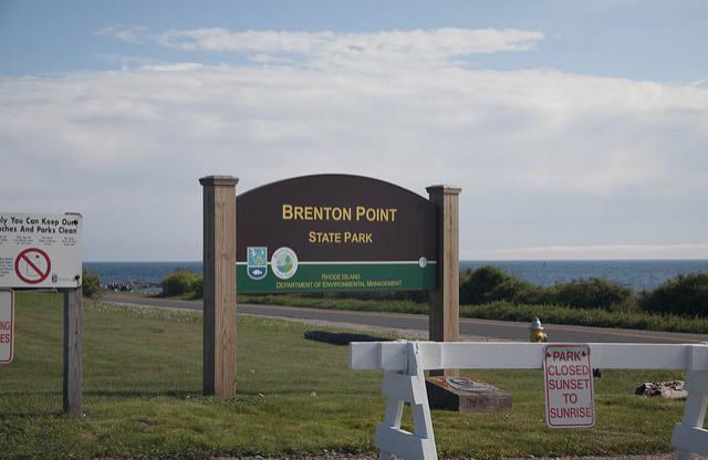 7. Brenton Point State Park, Newport
