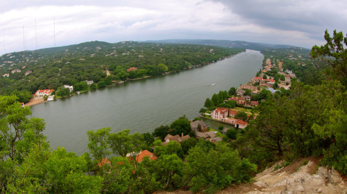 18. Hike, take photos, picnic...all at the top of Mt. Bonnell.