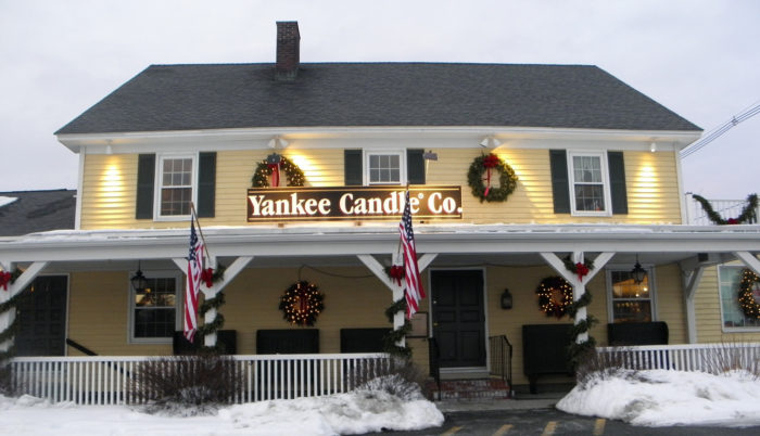 13. Yankee Candle Company. Homes across New England owe their amazing scents to this South Deerfield institution.
