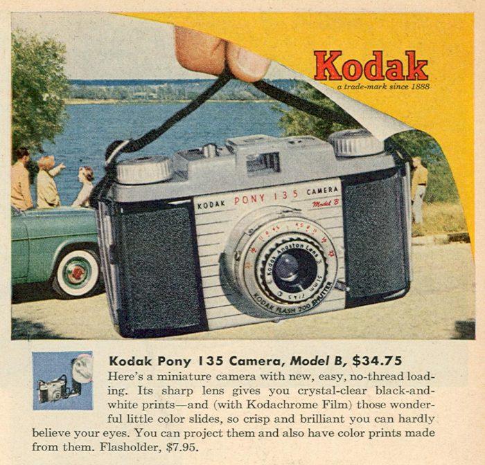 2. The very start of Kodak