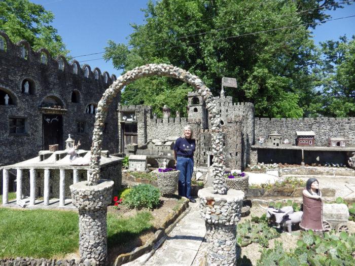 11. Hartman's Rock Garden (Springfield)