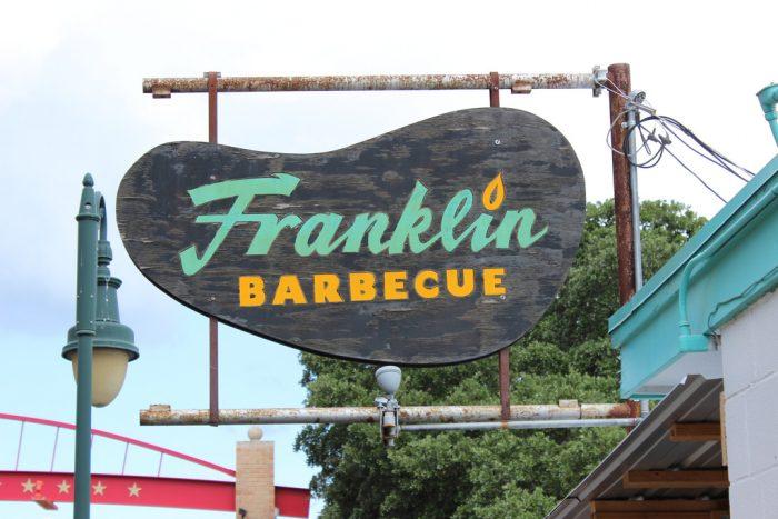 10. Franklin BBQ