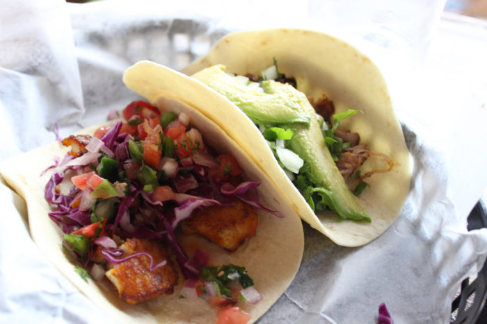 11. Tacodeli is another favorite of us Austinites. Fast, easy, and delicious tacos.
