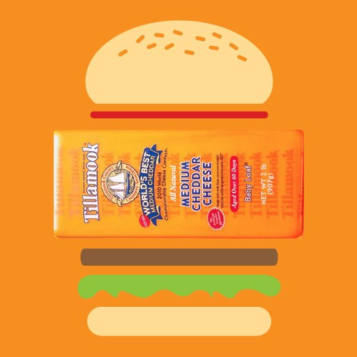 9. Tillamook Cheese