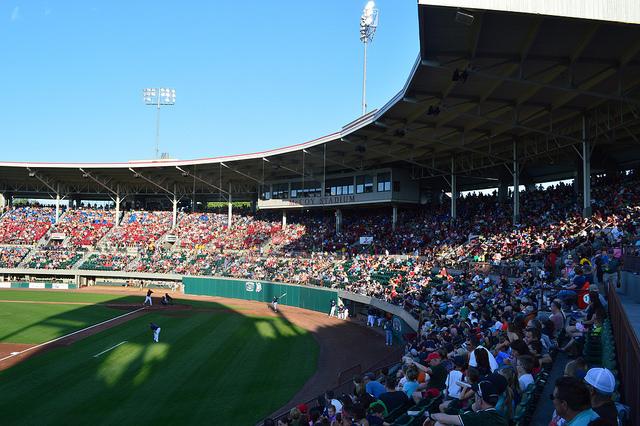 14. McCoy Stadium, Pawtucket