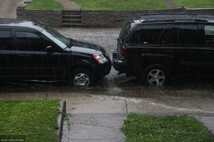 11. Thunderstorms and flooding are the norm.