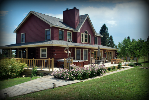 6. White Tail Ridge Bed & Breakfast in Hermosa