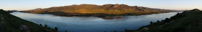 9. Horsetooth Reservoir