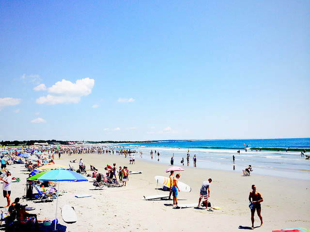 9. The coast