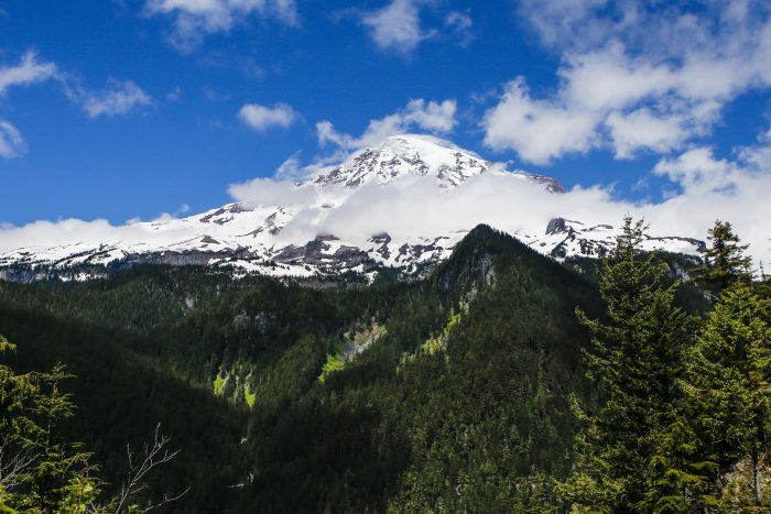 5. Mount Rainier, Washington
