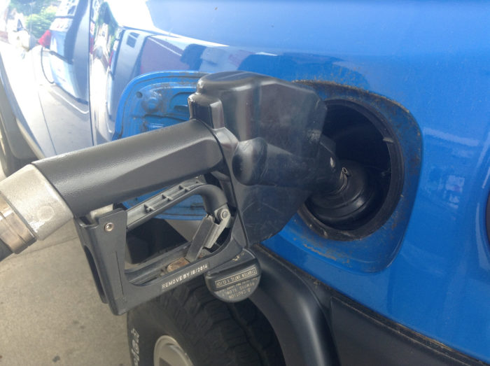 9. It is against the law for women to pump their own gas or change a flat tire…
