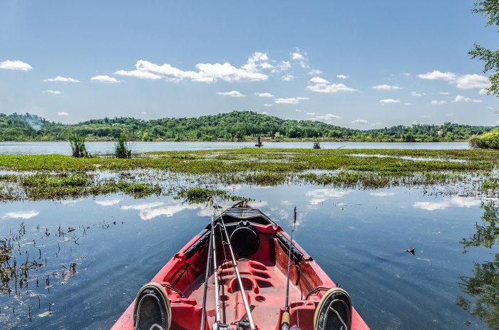 Alabama: Lake Guntersville