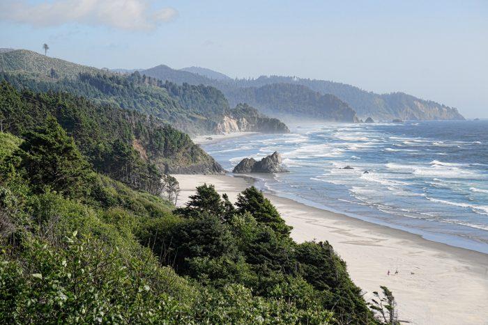 9. Visit the Oregon coast.