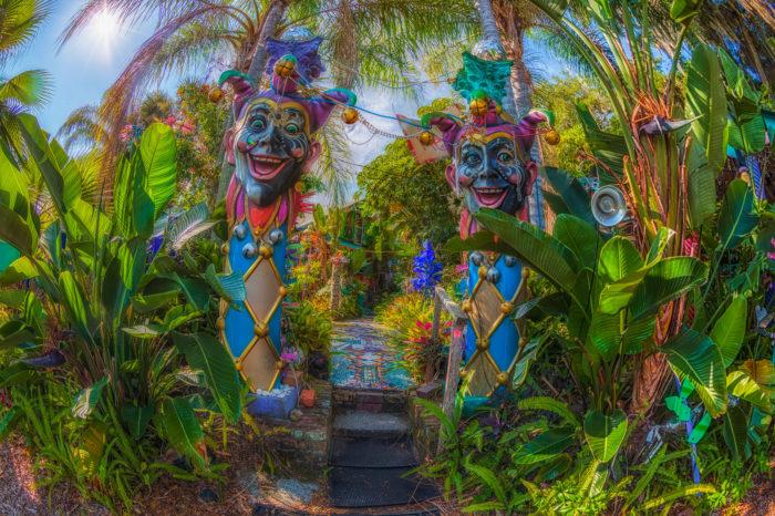 The Gardens:
