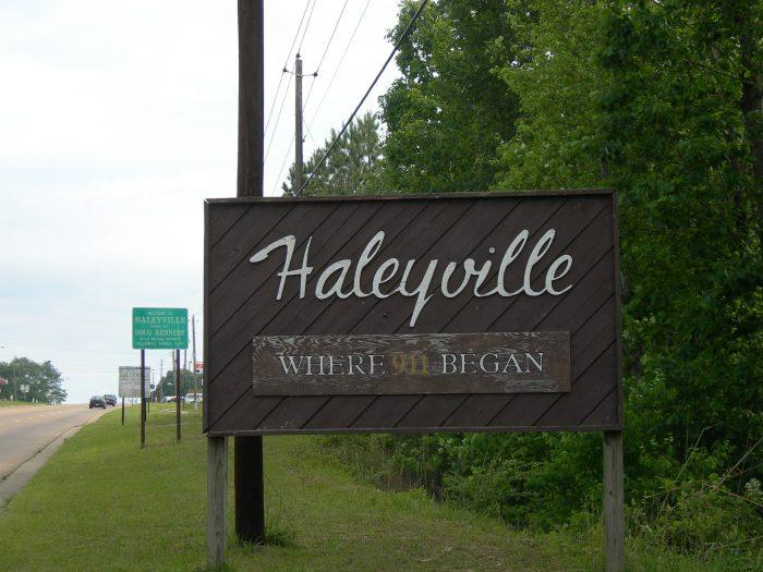 9. Haleyville