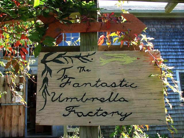 13. The Fantastic Umbrella Factory, Charlestown