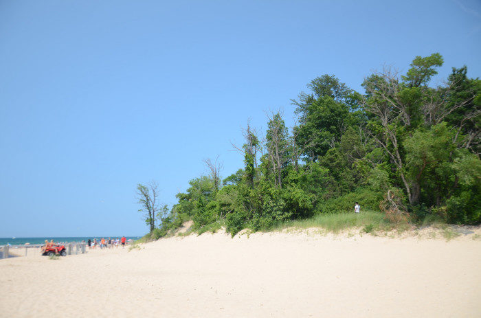 Indiana: Indiana Dunes State Park