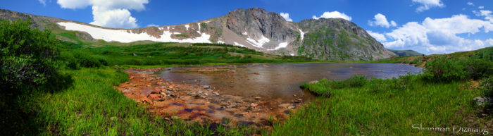 8. Indian Peaks Wilderness (Boulder)