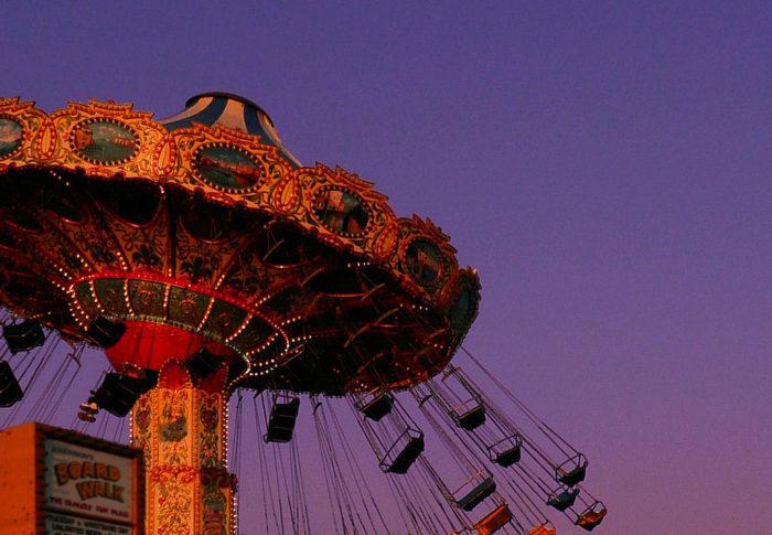 13. Go to the Oregon State Fair.