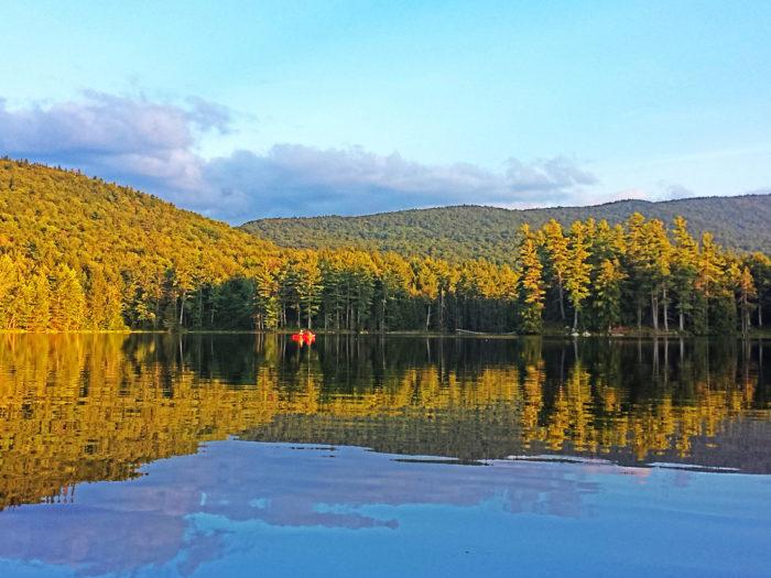 14.  Lowell Lake, Londonderry