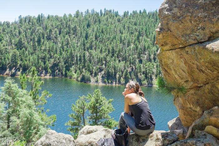 1. Forsythe Canyon (Boulder)
