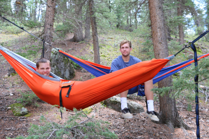 11. We're chill.  Like hanging out indefinitely in ENOs in the Rockies chill.