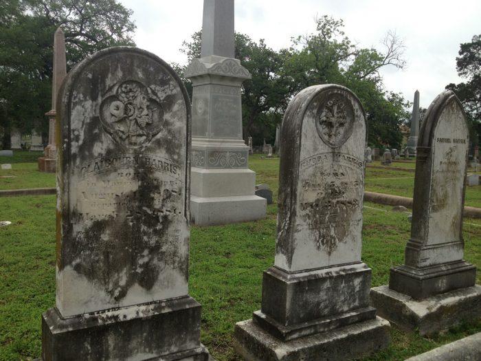 Steven F Austin >> 10 Creepy Cemeteries In Austin To Visit