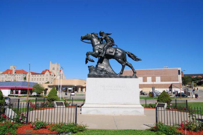 2. The Pony Express