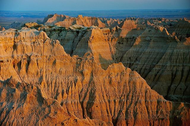 2. Badlands National Park