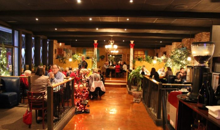 Where to enjoy an upscale meal: Gambino's Italian Grill