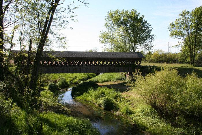 Ohio: Hebron Trail, Ohio Canal Greenway