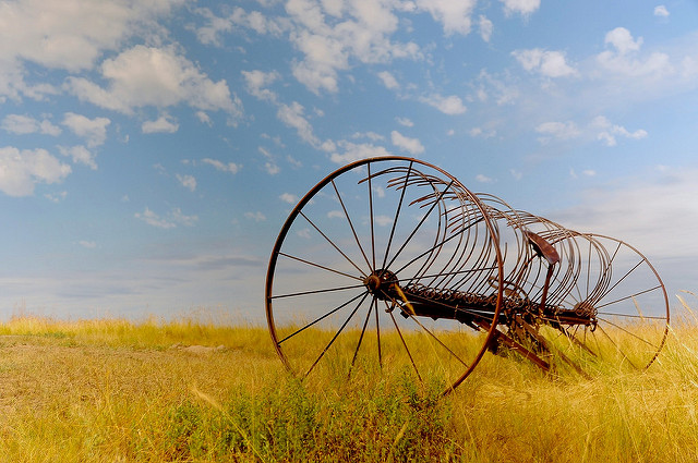 3. South Dakota prairie