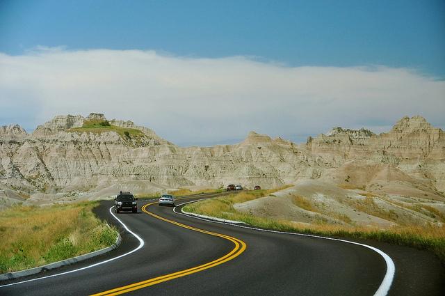 4. Take a scenic drive.