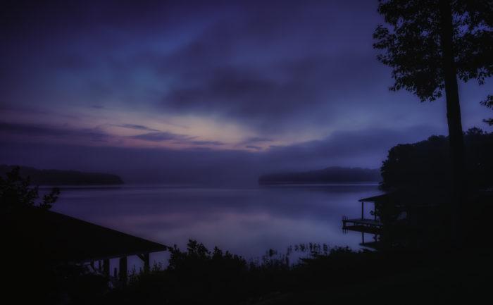 7. Lake Gaston