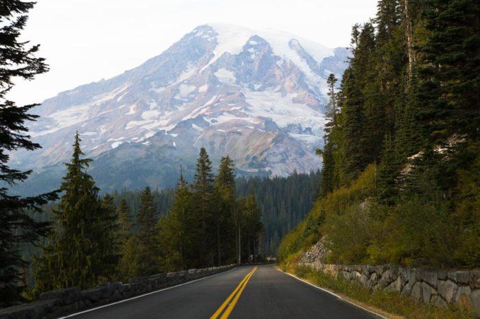 7. The Circle Mount Rainier Tour