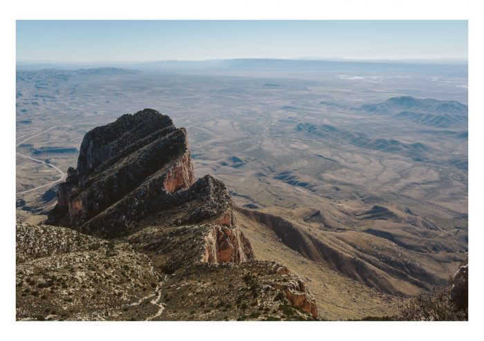 5. Guadalupe Peak Trail (Guadalupe Mountains National Park)