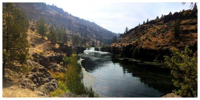 7. Steelhead Falls