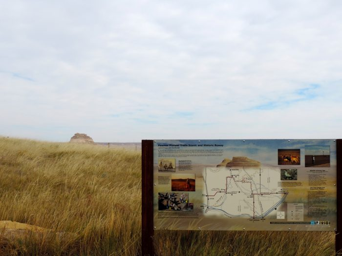 8. Pawnee Pioneer Trails Scenic & Historic Byway
