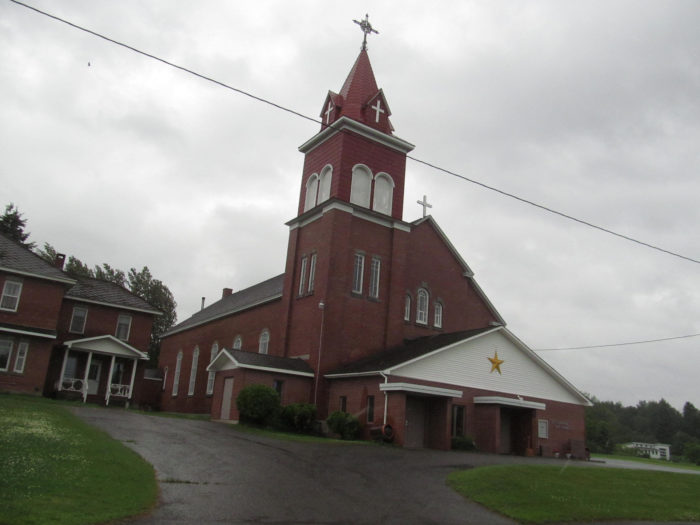 2. St. Gerard Catholic Church, Grand Isle
